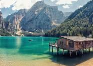 Das Herz der Dolomiten: Private, ganztägige Autotour