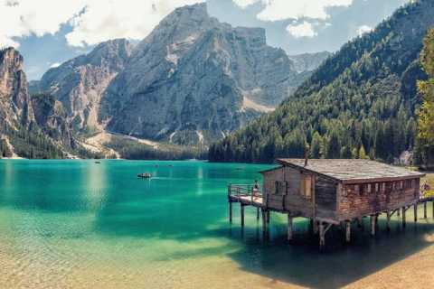 The Heart of the Dolomites: Private Full-Day Tour by Car