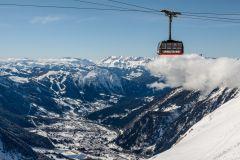 Excursão de 1 Dia a Chamonix, Aiguille du Midi e Mar de Gelo