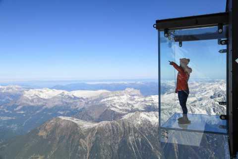 Desde Ginebra: viaje de 1 día a Chamonix y tour de Ginebra