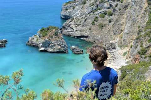 From Lisbon: Sesimbra Wild Beach Tour