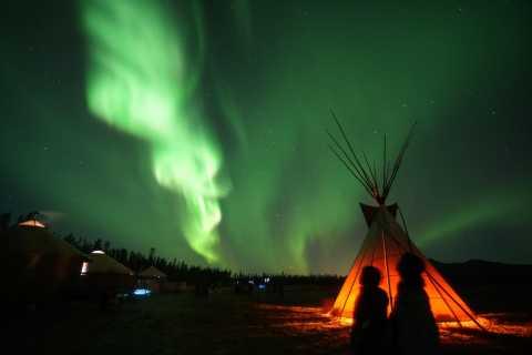 Yukon: 4-Day Summer Northern Lights Viewing Tour