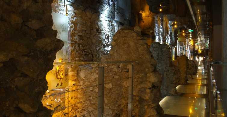 Krakow: Underground Museum Tour