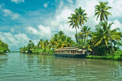 Cochin: Private Heritage and Backwaters Houseboat Tour