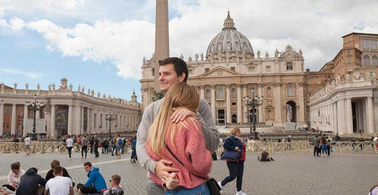 Private Early Morning Vatican Tour with Hotel Pickup