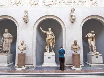Von Civitavecchia: Vatikan, St. Peters und Sixtinische Kapellentour