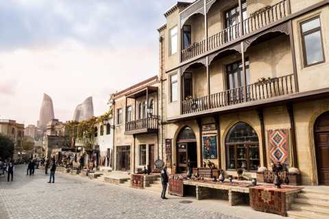 Full-Day City Tour of Baku with Azerbaijani Lunch