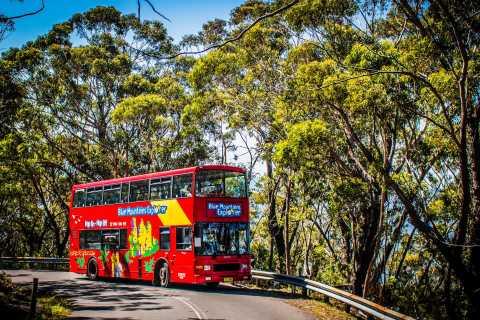 Blue Mountains Explorer Bus: 1-Day Hop-On Hop-Off Tour