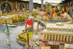 São Petersburgo: Grand Maket Russia Ticket