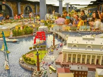 Sankt Petersburg: Ticket für das Grand Maket Rossija