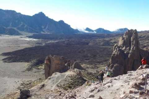 Tenerife: 5-Hour Teide National Park Jeep Safari