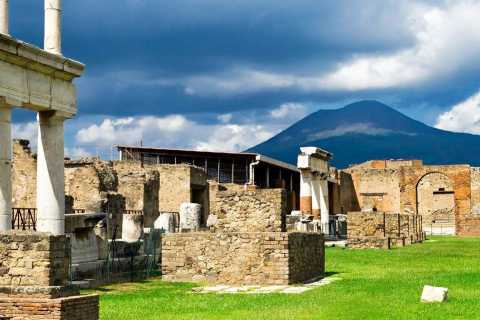 From Sorrento: Pompeii Skip-the-Line Tour