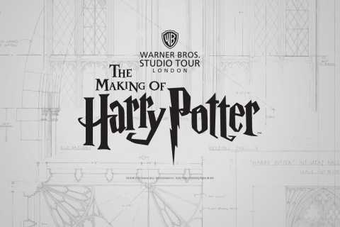 Harry Potter: Warner Bros. Studio Tour from King's Cross
