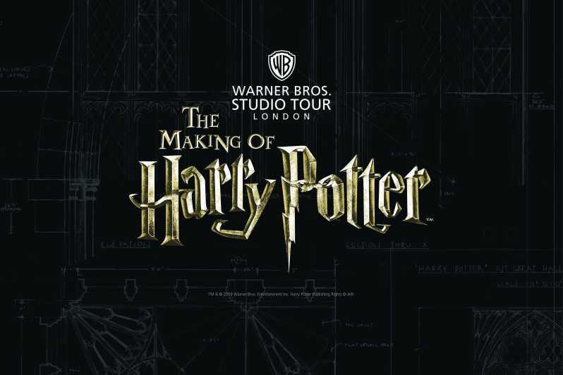 hogwarts express warner bros studio london