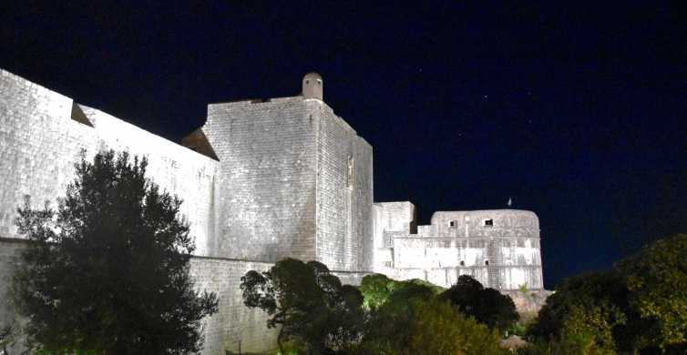 Dubrovnik By Night Walking Tour