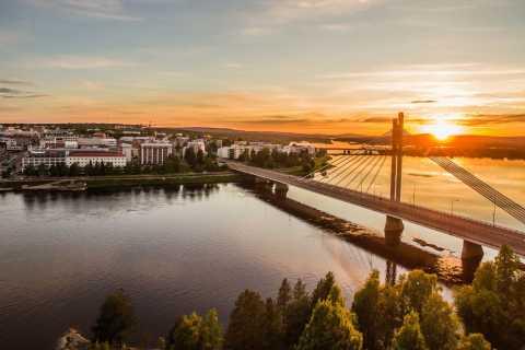 Rovaniemi: Midnight Sun Photography Tour
