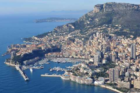 From Nice: Monaco Half Day Private Driver & Tailor-Made Tour
