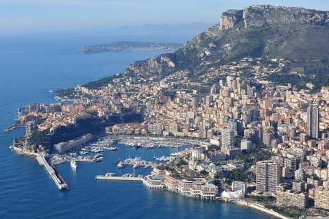 Ab Nizza: Halbtägige Privattour nach Monaco und maßgeschneiderte Tour