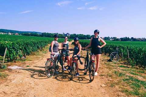 Dijon: 3-timmars guidad gourmettur med cykel