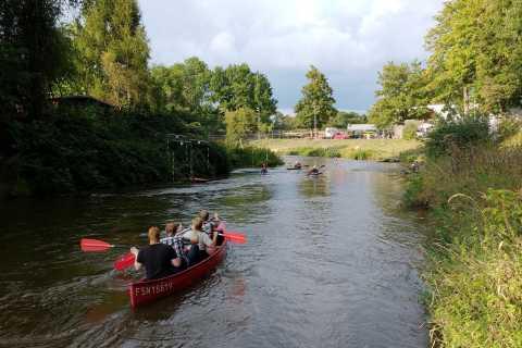 Leipzig: City to Cospudener See 7-Hour Canoe Tour
