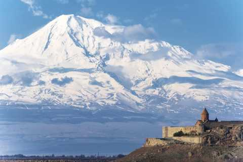 From Yerevan: Secret Sites Day Trip