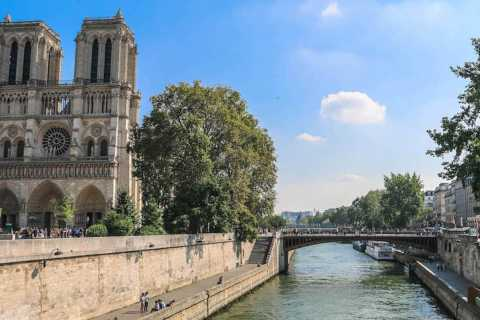 Paris: Ile de la Cite Walking Tour with Notre Dame