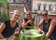 Hen Party & Bachelorette Wine & Food Tour von Rom
