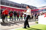 guided wembley stadium tour