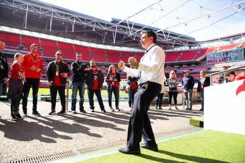 Wembley Stadium: tour met gids