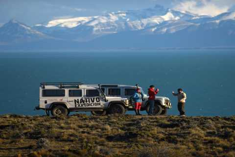 El Calafate: Native Cultures 4x4 halve dag excursie