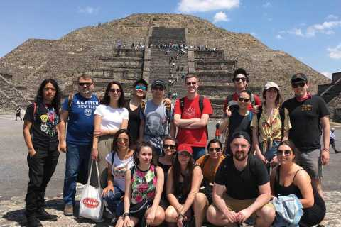 Fra Mexico by: Tur til Teotihuacán med brennevin-smaking
