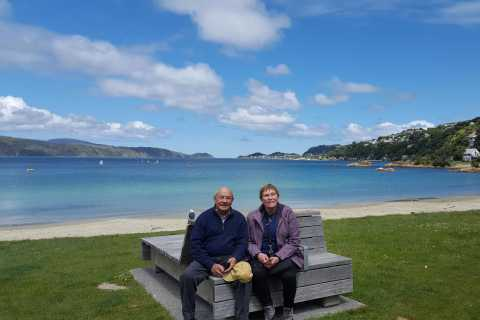 Wellington: Cave to Coast Highlights Guided Tour