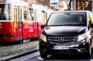 Wien: Private 3-stündige Stadtrundfahrt im Transporter