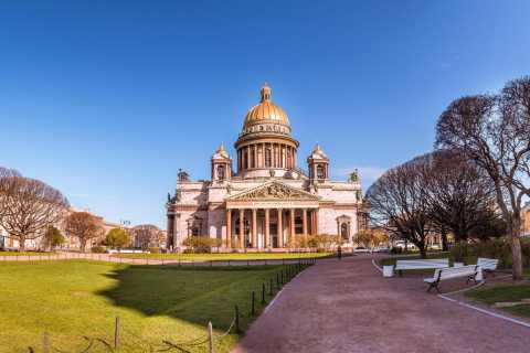 St Petersburg Highlight Tour
