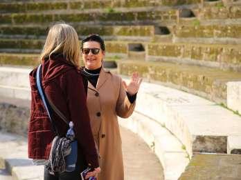 Pompeji: Kleingruppentour ohne Anstehen