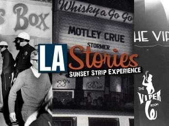 Sunset-Strip: Erlebnis-Tour