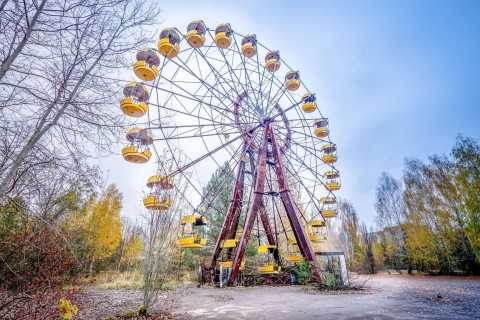 From Kiev: Group Tour to Chernobyl and Prypiat with Lunch