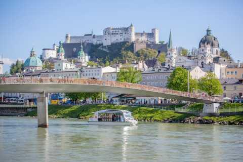 Salzburg: Boat Ride on the Salzach