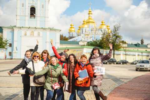 Kiev: 2-Hour Walking Tour