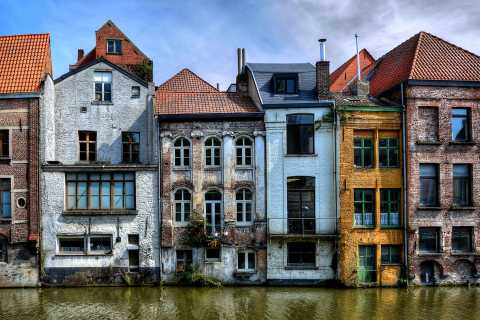 Brussels: Full-Day Trip to Bruges and Ghent