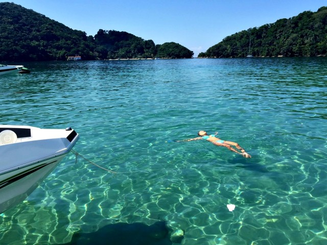 Angra dos Reis and Ilha Grande: Small-Group Fast-Boat Tour