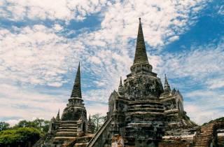 Ab Bangkok: 2-Tagestour nach Ayutthaya & Khao Yai