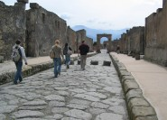 Ab Rom: Transfer nach Pompeji & Ruinen