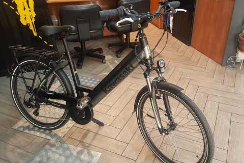 Rome: Electric Bike Rental