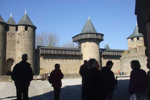 Cité de Carcassonne: Private Guided Tour
