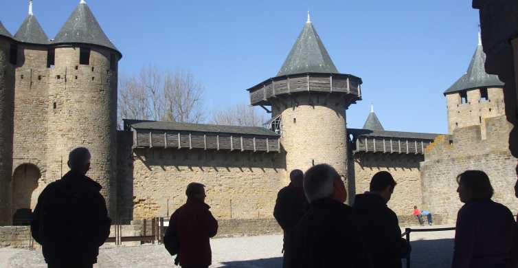 Cité de Carcassonne: Private Guided Tour