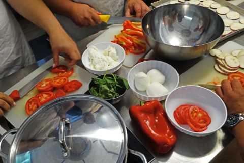 Toscaanse Kookcursus met Diner