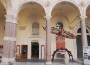Rom: Private Leonardo da Vinci Ausstellung Führung