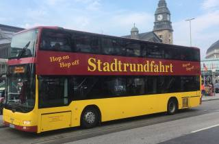 Hamburg: Hop-On/Hop-Off-Tour Classic Line