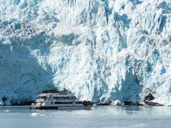 Ab Seward: Ausflug zum Kenai-Fjords-Nationalpark